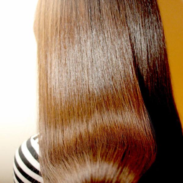 うるツヤ髪